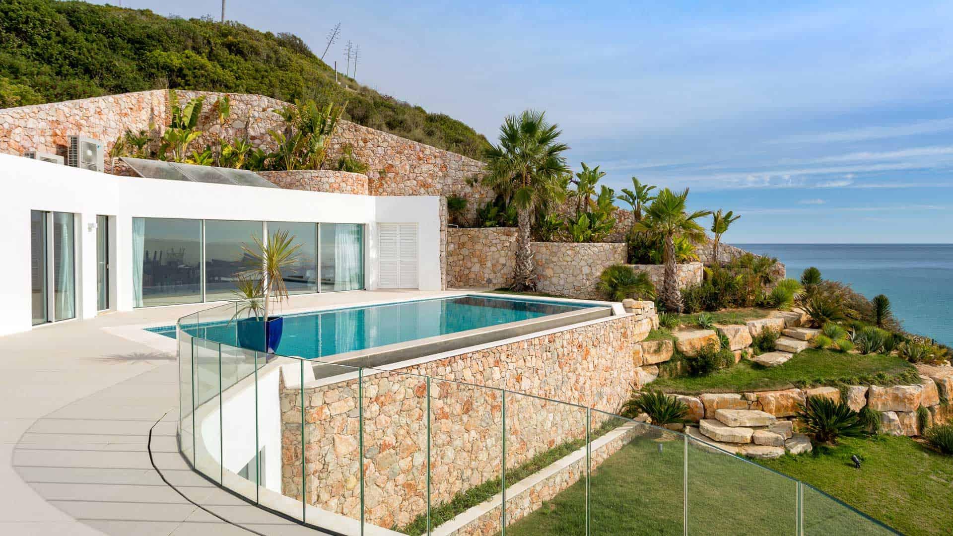 location villa de luxe algarve portugal