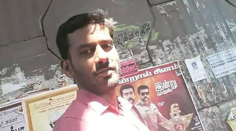 Victim of Ismalic terror in South India Coimbatore