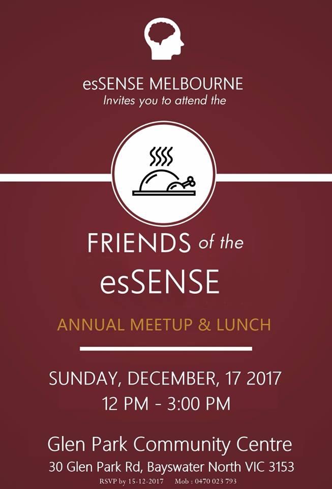 essense freethinkers melbourne annual meet