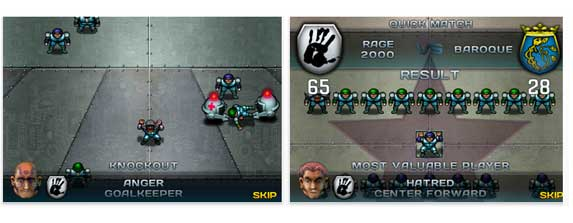 speedball2 AOTD : Speedball 2 Evolution for iPhone