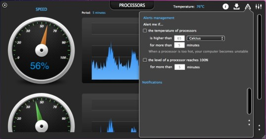 adn checkup alert adnx CheckUp   Scan your mac performance at a glance