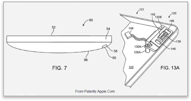 MagSafe Apple Patent1 iPhone and iPad To Get Magsafe Charging?