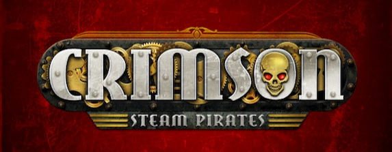 Crimson Steam Pirates AOTD : Crimson Steam Pirates