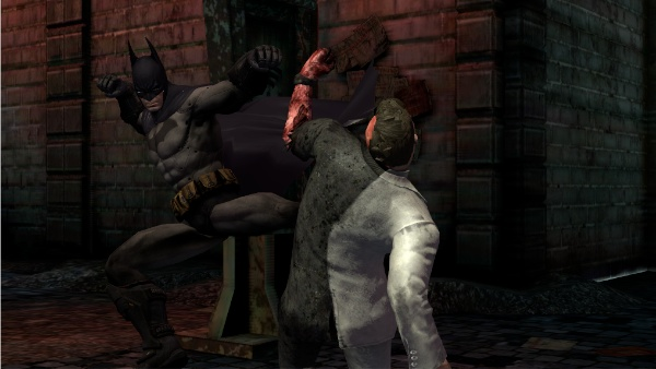 Batman Arkham City Lockdown Combat With 2 Face Batman Arkham City Lockdown Review