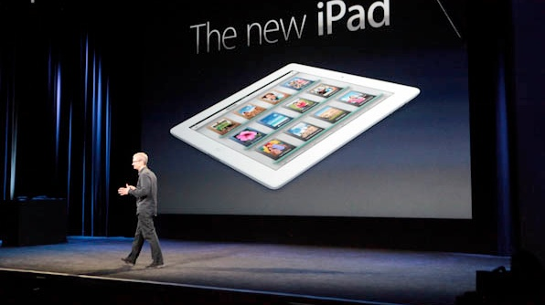 New iPad Available At Tesco Tesco iPad 3 Stock Available At Midnight Launch Day