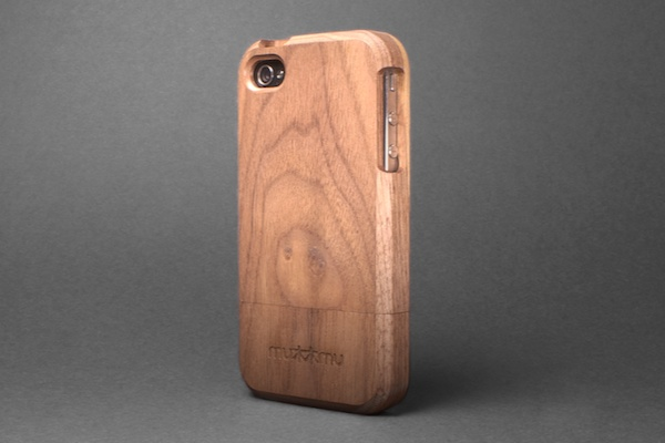 Project mumu slidecase Projectmumu.com goes live.  Stylish wooden cases designed & manufactured in the UK
