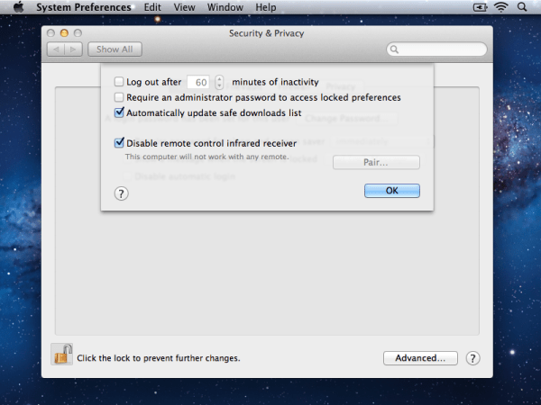 Disable Remote on iMac in Lion How To Disable IR On Your iMac (Lion)