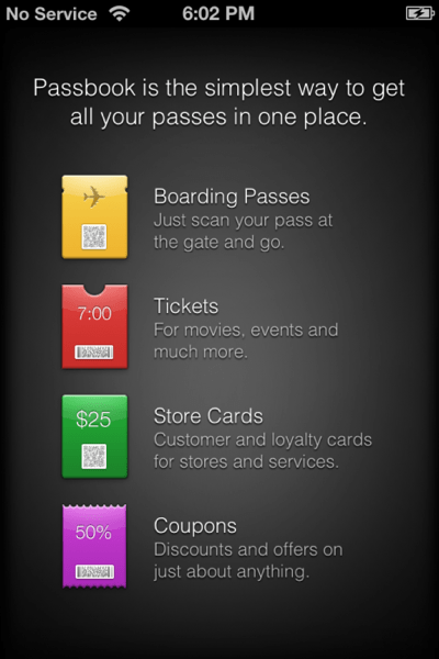 ios 6 beta 2 passbook iOS 6 Beta 2 Released : Heres Whats New.