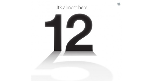 Apple 12th Event Logo Apple Announces Media Event.  Put September 12th In The Diary