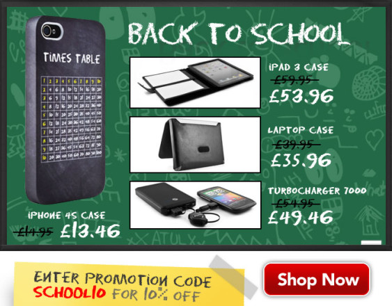 back to school newsletter EN 563x440 Proporta Discount Codes For Fantastic Back to School Offers