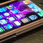 Slide 2.0 iPhone 5 Case Made From British Hardwood