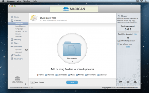 Magican Duplicate Part 1 300x187 Magican 1.3.1 Review : Helping Clean Your Mac & Protect Against Mac Trojans