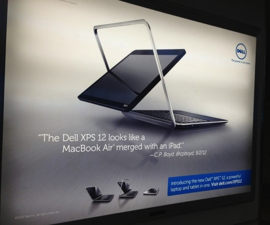 dell xps 529x440 Best Dell Ad Ever #ApplesDaysAreNumbered