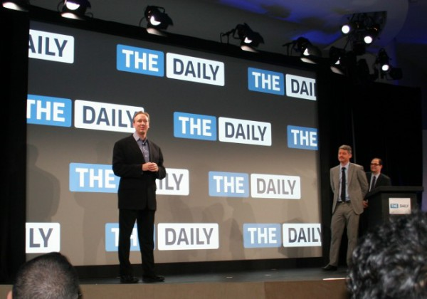 The Daily 600x420 News Corp To Shut Down The Daily on December 15th