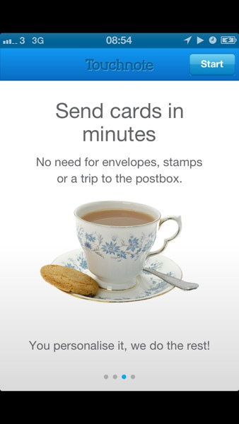 1365596340 Touchnote Postcards and Cards From Your iPhone Made with FREE World Wide Delivery