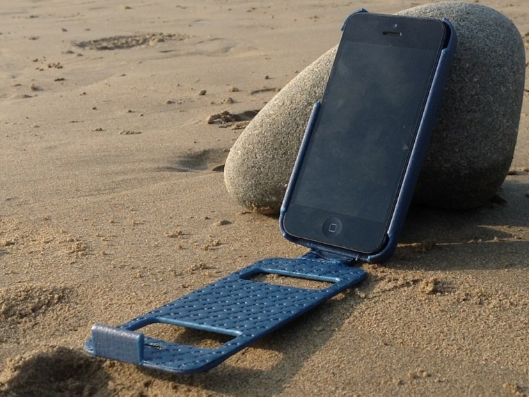Noreve Indigo On Rock 2 Noreve Exceptional Selection Indigo iPhone 5 Case