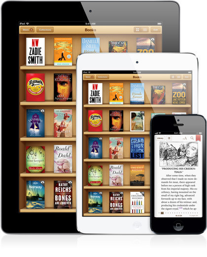 1 ibooks cloud Judge Rules Apple Tried To Fix e book prices