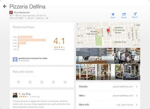 google maps 2 ios 4 Google Maps 2.0 hits iOS devices, comes with new and enhanced features