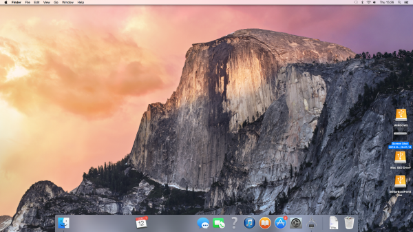 OS X Yosemite Missing Dock Items 600x337 OS X Yosemite, Why The Beta Might Not Be The Best Idea For You