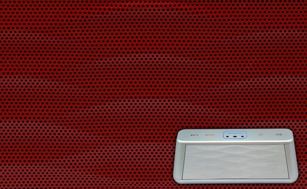 20140731 122014 44414475 New Nakamichi NBS 8   An intelligent Bluetooth speaker with motion sensor