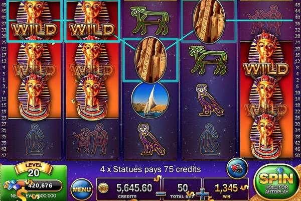 Reviewed : Slots   Pharaohs Way.  Addictive Personalities Beware.