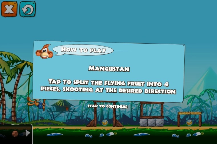 Jungle Treasures 2 How To Play Review : Jungle Treasures 2, Angry Birds But With Monkeys?