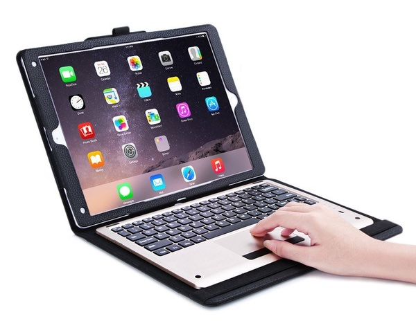 FYY iPad Pro Case 8 Keyboard Cases Ready For the iPad Pro