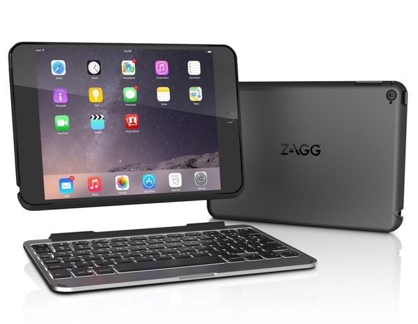 Zagg Slim Book Pro iPad Pro Keyboard Case 8 Keyboard Cases Ready For the iPad Pro