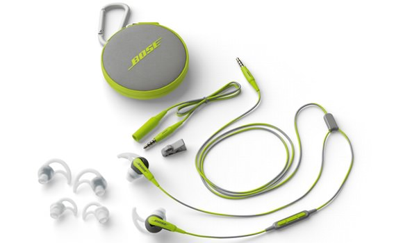 Bose SportSound Best Overall Wired Headphones Top 5 Best Workout Headphones (Early 2016)