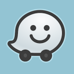 Waze iOS 150x150 The Confessions and Apps of a Digital Road Warrior