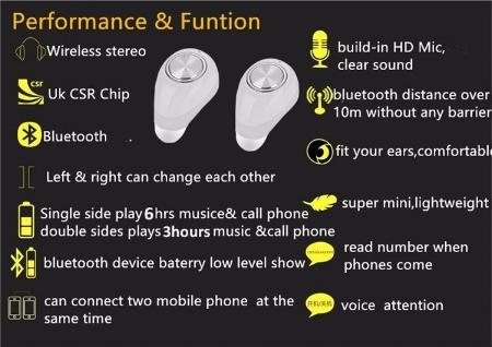 img Rcool Twins Mini TWS Bluetooth Earbuds