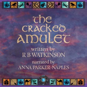 The Cracked Amulet Cover