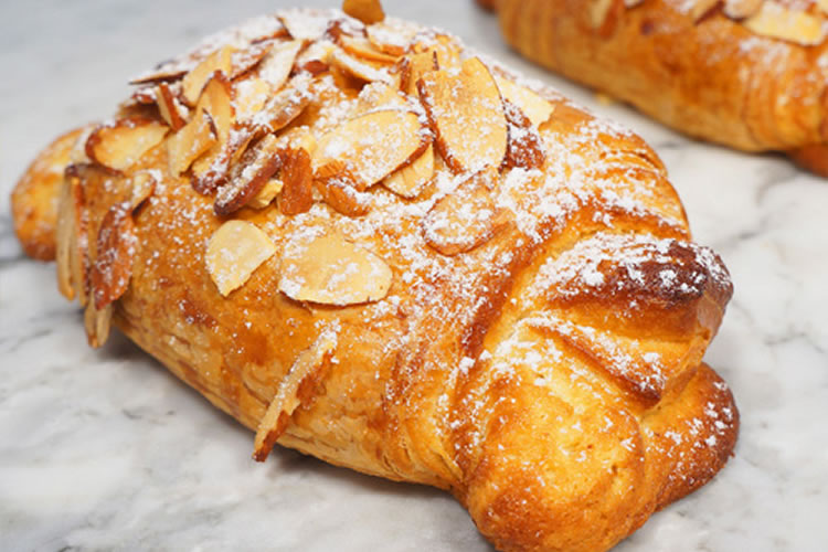Pastry: Almond Croissant