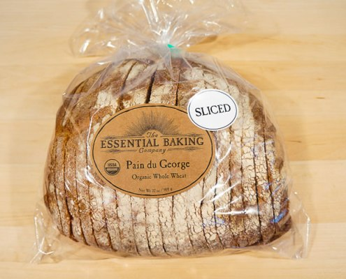 Sliced Pain du George