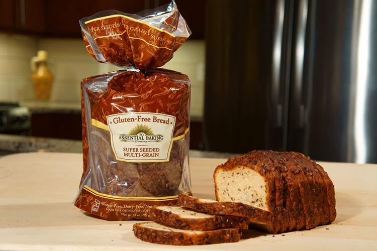 Gluten-Free Multigrain Bread
