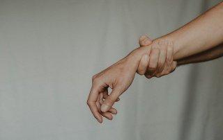 Numb Hands