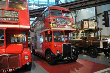 The world's best museum of public transportation!