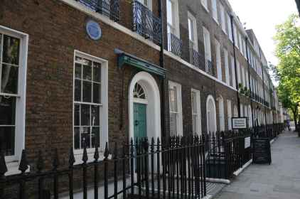 Charles Dickens' London home – birthplace of his early novels
