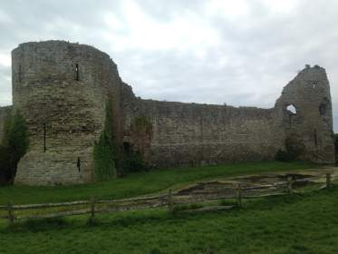 Where the Normans landed in 1066!