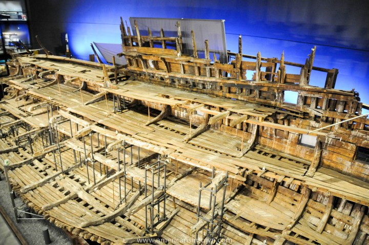 The Mary Rose – new museum reveals its magnificence