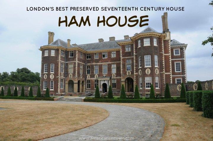Ham House London