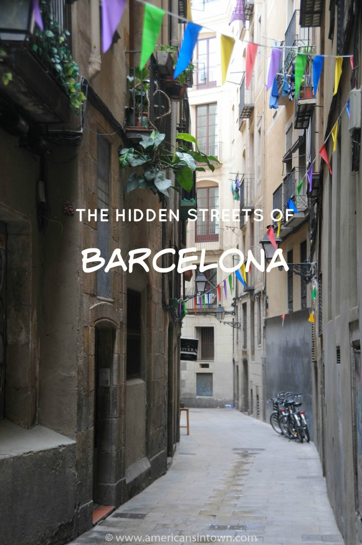 The hidden streets of Barcelona; Raval