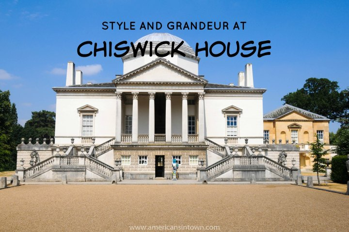 Style and grandeur at Chiswick House