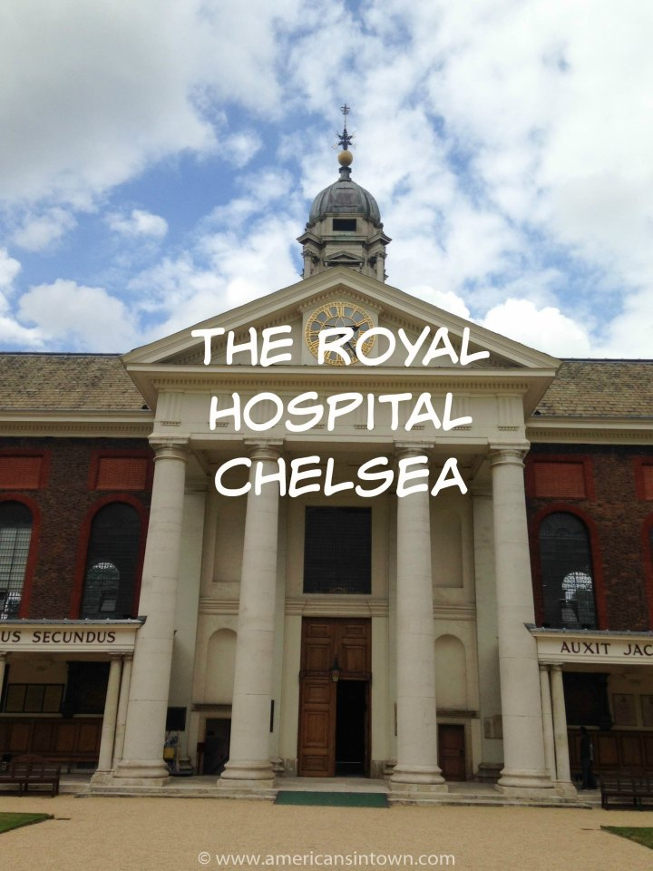 The Royal Hospital Chelsea – historical buildings and the finest gardens