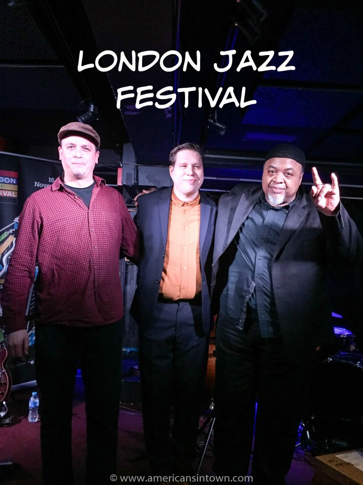London Jazz Festival 2018