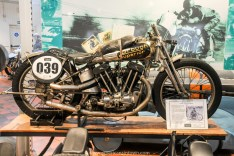 1000cc Brough Superior motorcycle, 1927
