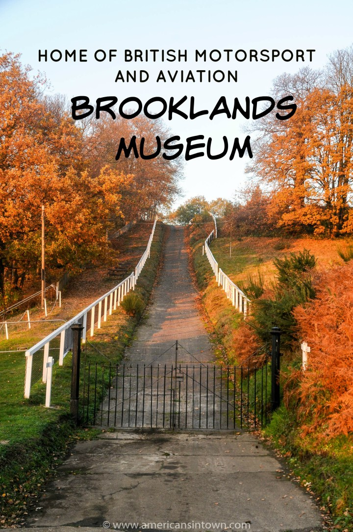 Brooklands – home of British motorsport and aviation