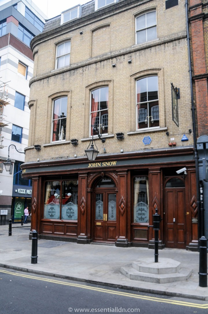 John Snow pub