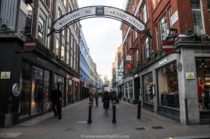Carnaby Street, Soho