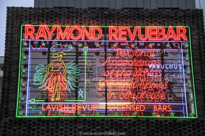 Raymond Revuebar Soho